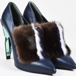 Shoes - *AVAILABLE* FENDI stylish pump,unique in every way